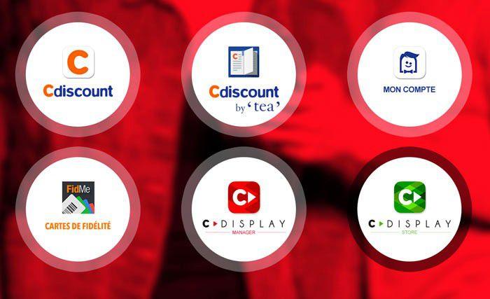 Cdisplay app