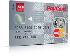 Visu paycard home
