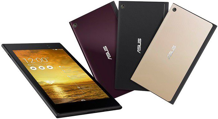 Asus MeMo Pad 7 2014 colors
