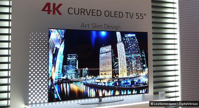 OLED 55 UHD 4K