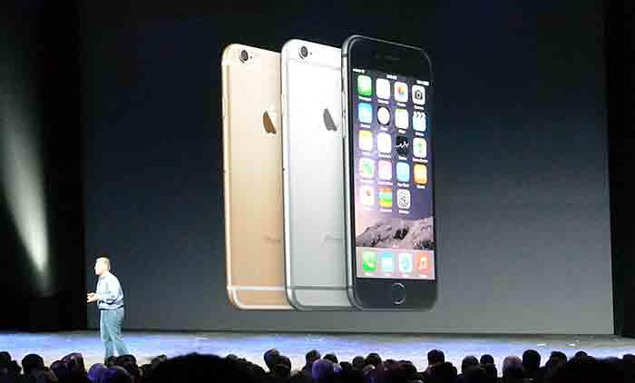 Iphone6 trois