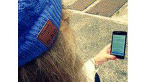 IFA 2014 – On a essayé le bonnet connecté Music Beany d'Archos