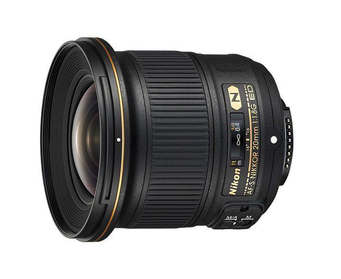 Nikon AF-S Nikkor 20mm 1:1.8G ED