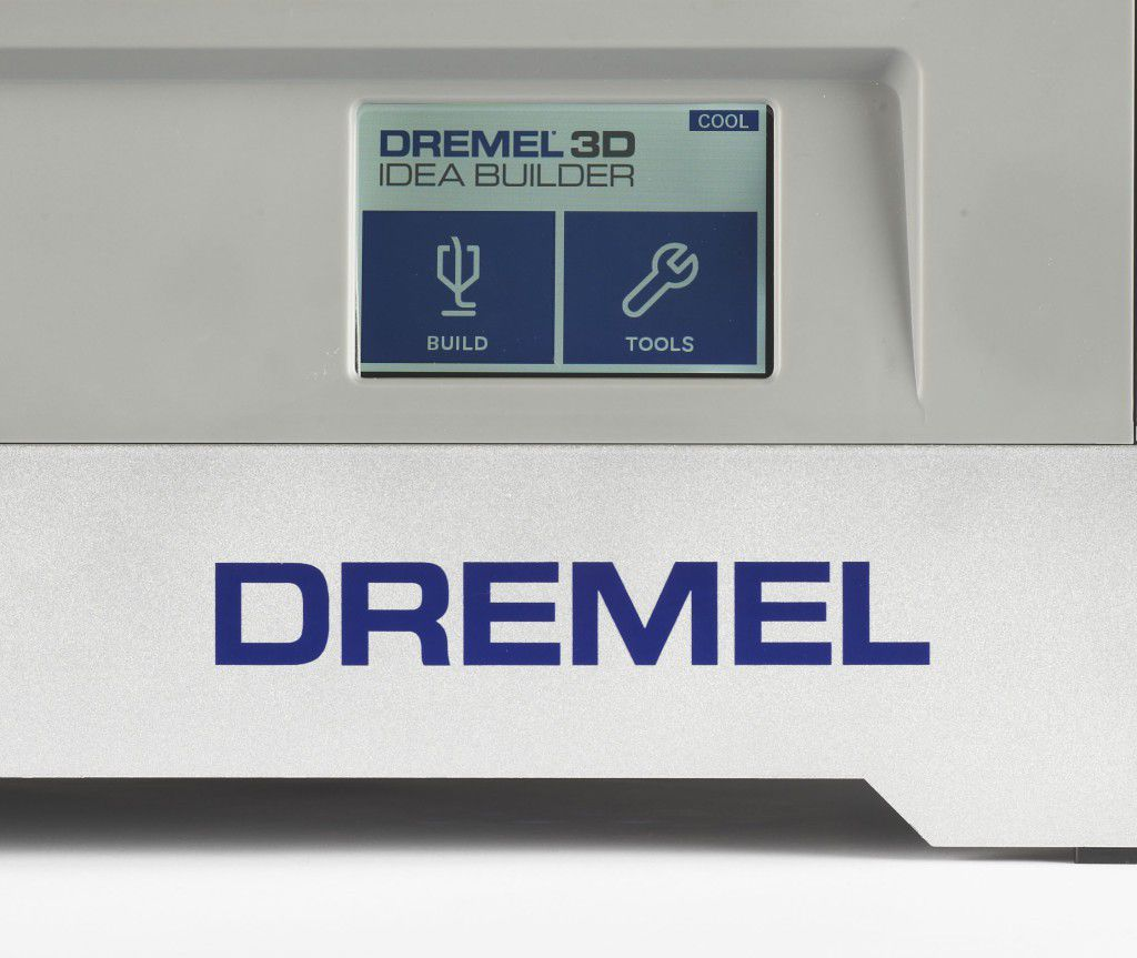 Dremel 3D Idea Builder Touch Screen 1024x863