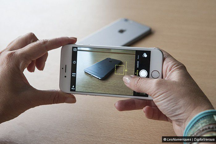 IPhone 6 interphace photo 3