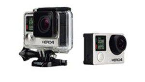 GoPro Hero4 Black/Silver: 4K/30p, FullHD/120p, écran arrière tactile