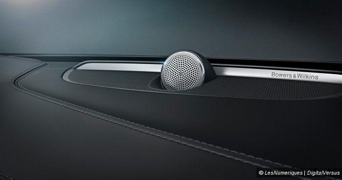 Nouveau Volvo XC90 bowers%26wilkins