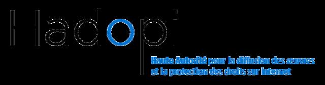 Hadopi 2010 mai  logo