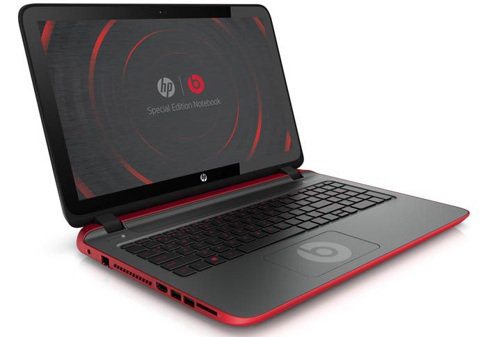 HP Pavilion 15 Beats 2