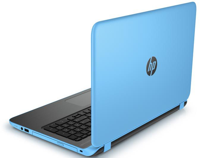 HP Pavilion15 aquablue
