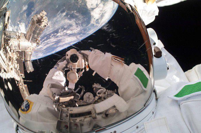 Kubrick selfie