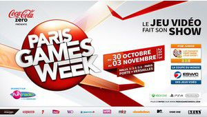 La Paris Games Week, c'est la semaine prochaine