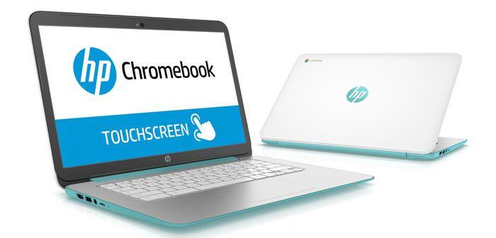 Chromebook Neon turquoise 1
