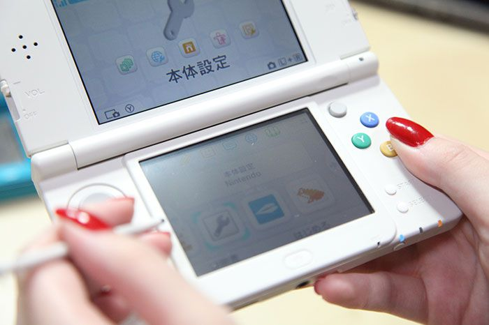 New 3DS Japonaise Gamekult