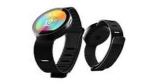 Alcatel OneTouch Wave: une smartwatch avec un faux air de Moto 360