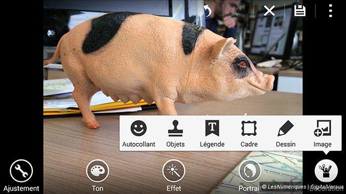 Samsung Galaxy Note 4 Pig SS2