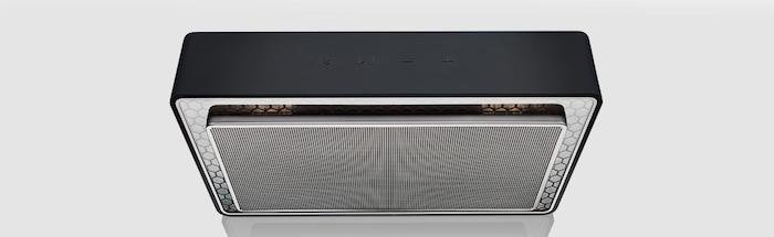 Bowers and Wilkins, enceinte nomade T7 avec réduction des vibrations Micro Matrix