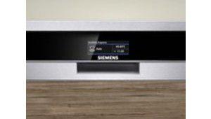 Siemens: la gamme intelligente iQ700 comporte aussi un lave-vaisselle