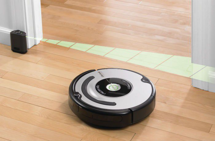 IRobot delimitation