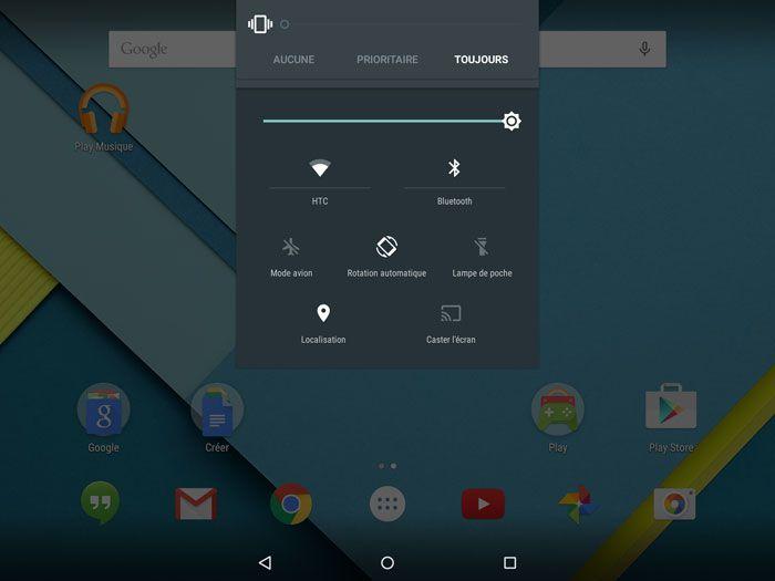 Nexus 9 racc