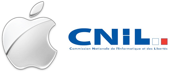 Cnil Apple