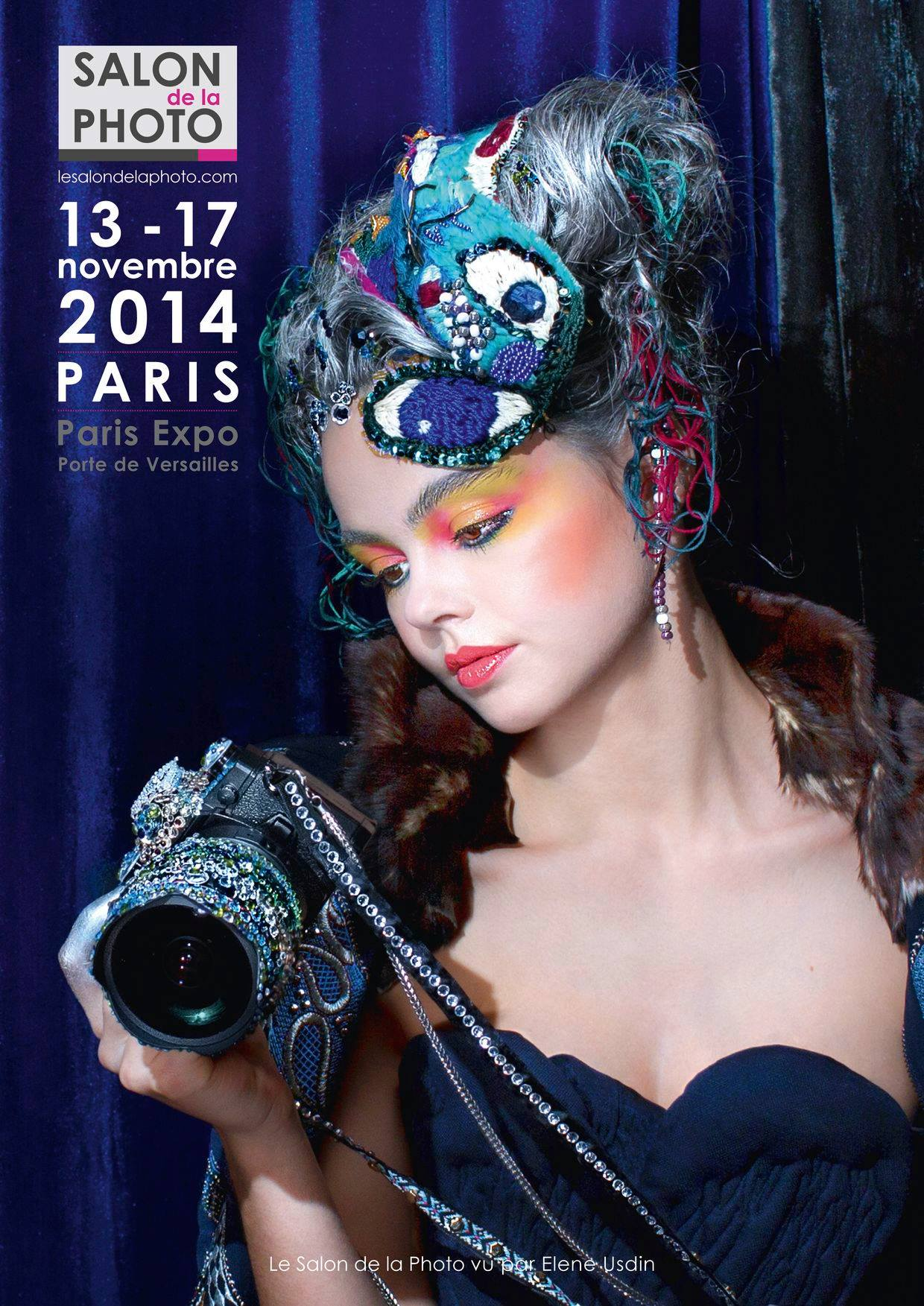 Affiche salon photo 2014