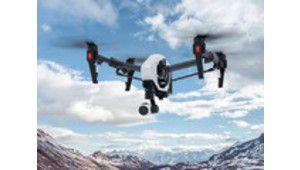 DJI lance son drone Inspire 1 doté d'une caméra 4K