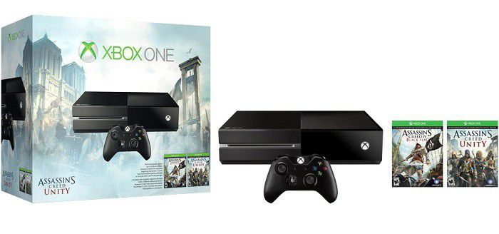 Pack xbox one AC(1)