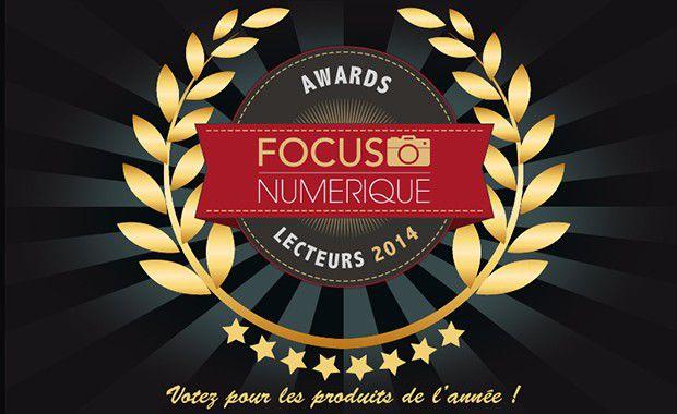 Awards Lecteurs Focus Numérique 2014