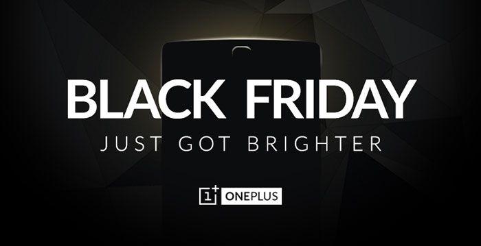 OnePlus One dispo sans précommande pour Black Friday