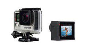 [MàJ] Cyber Monday – GoPro Hero4 Silver à 299€ sur Amazon.fr