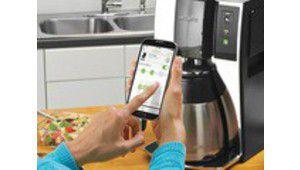 Une machine à café connectée développée par Belkin et Mr. Coffee