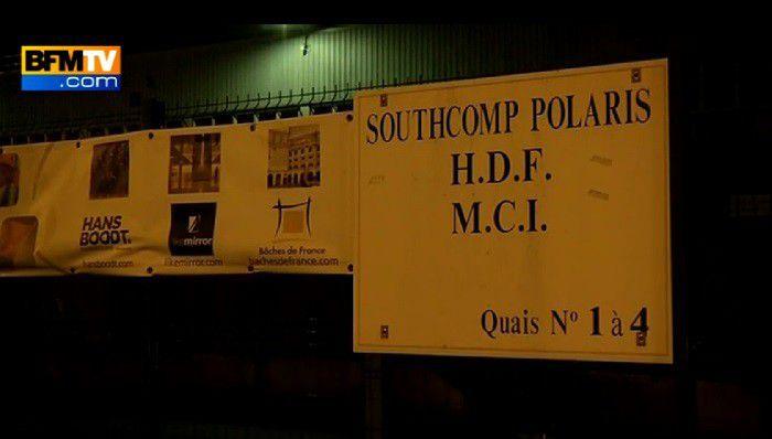 Southcomp Polaris braquage