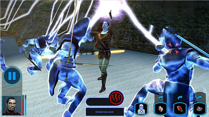 KOTOR Android Fight