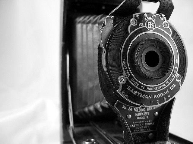 Kodak, appareil à chambre Eastman Kodak 2A Hawk-Eye B