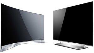 Sondage: préférez-vous les téléviseurs incurvés ou plats?