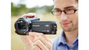 CES 2015 – Les caméscopes 4K débarquent chez Panasonic