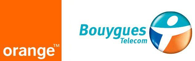 Orange et Bouygues