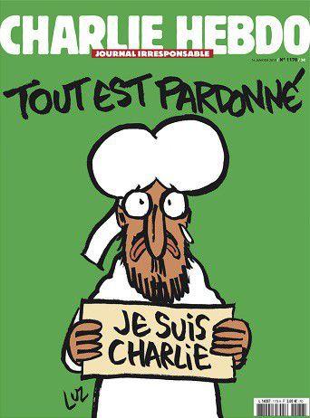 Une Charlie Hebdo