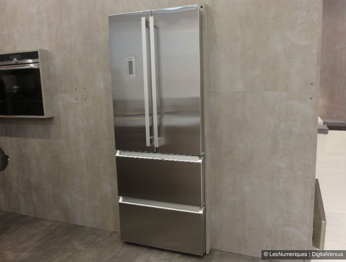 Siemens refrigerateur french door