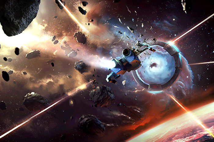 Starships Art 01