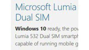 Il n'y aura pas de Windows Phone 10