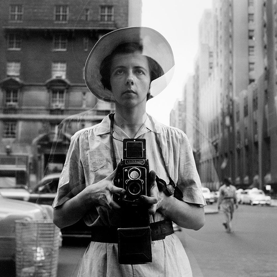 Photos de New York et Chicago des annees 50 et 60 par Vivian Maier 34(1)