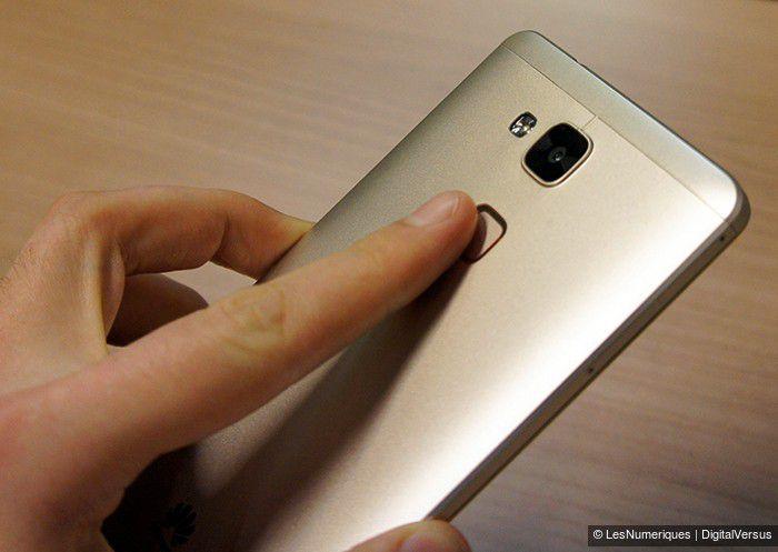 Huawei Ascend Mate 7 Gold