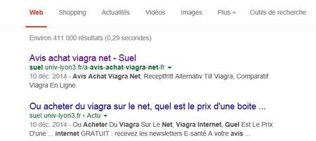 Lyon 3 Google