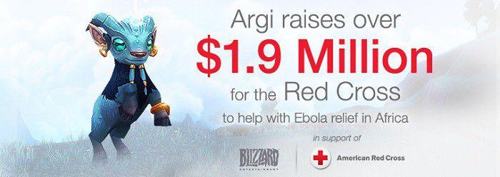Blizzard Argi Ebola