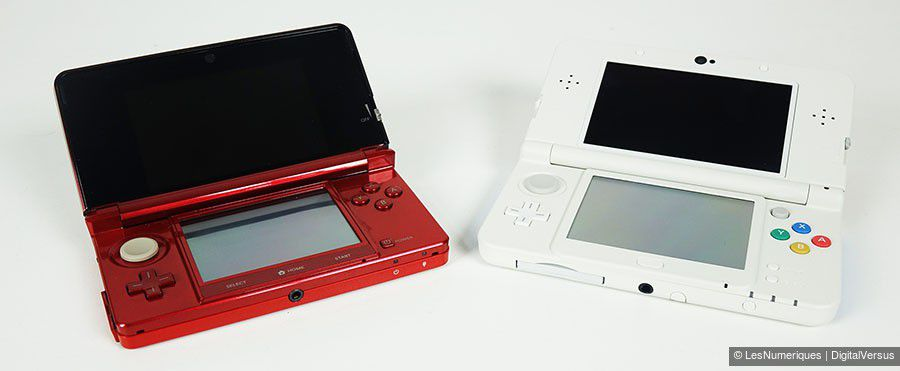 New3DS 3DS petit