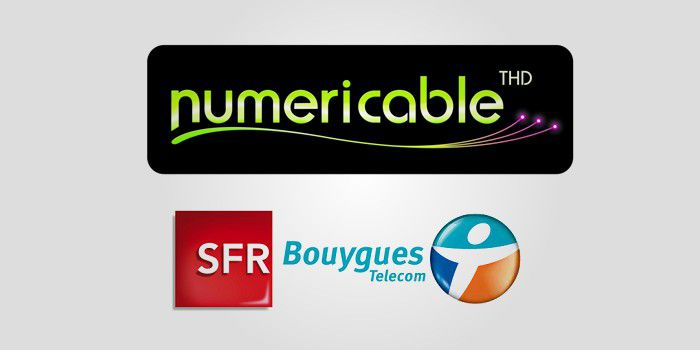 Numericable sfr bouygues logo
