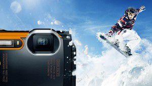 Les meilleurs appareils photo pour skier pendant l'hiver 2015/2016