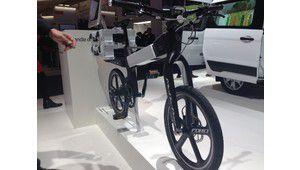 MWC 2015– MoDe:Me, un vélo pliable connecté signé Ford